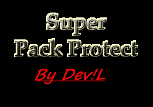 Скачать SuperPack Protect для CSS
