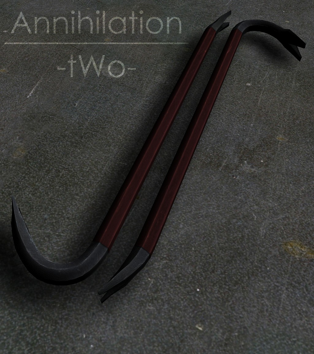 Скачать Annihilation Crowbar, картинки css, картинка Annihilation Crowbar