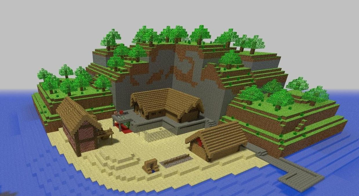 Скачать карта ba_jail_minecraft_beach_beta3 для css для CSS