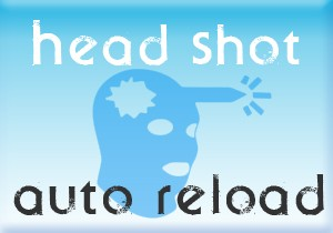Скачать Head Shot Auto Reload для css, картинки css, картинка Head Shot Auto Reload для css