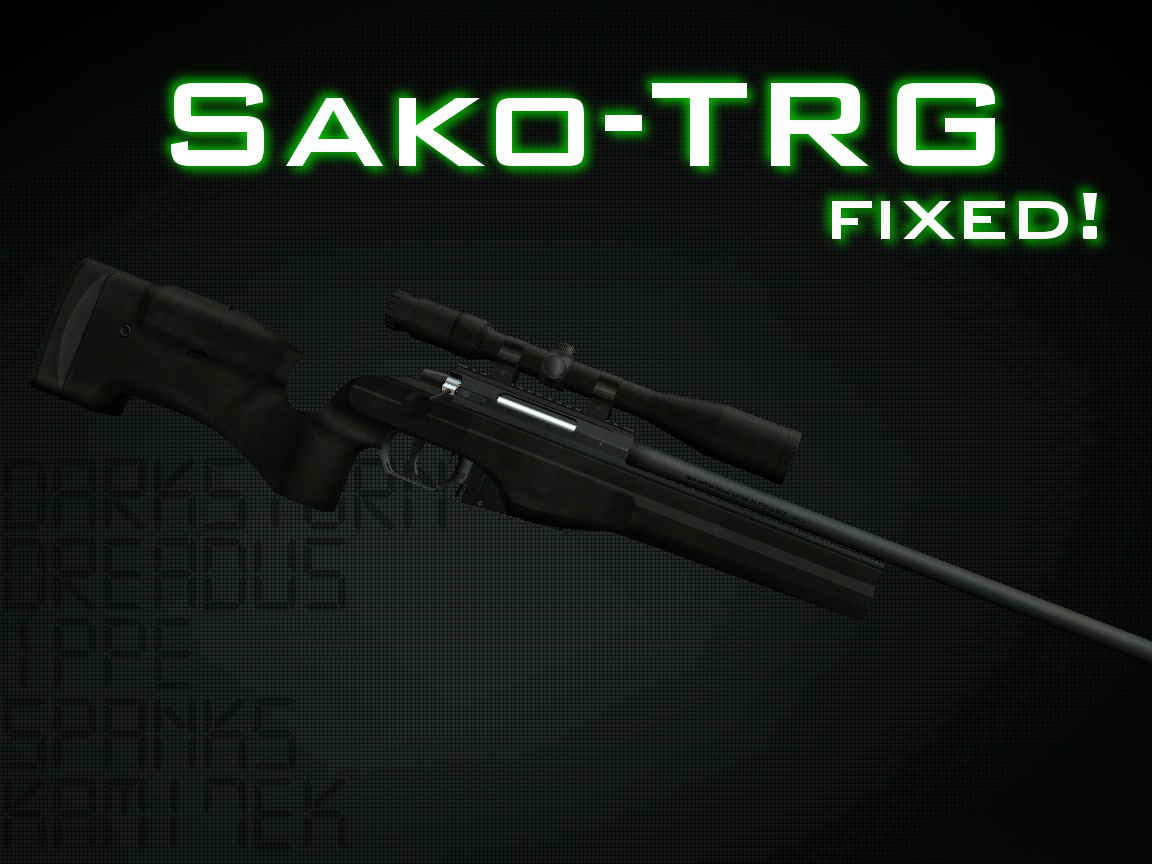 Скачать Sako-TRG for scout UPDATE для css, картинки css, картинка Sako-TRG for scout UPDATE для css
