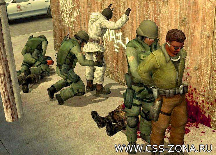 Террористы против спецназа: за кого лучше играть в Counter-Strike