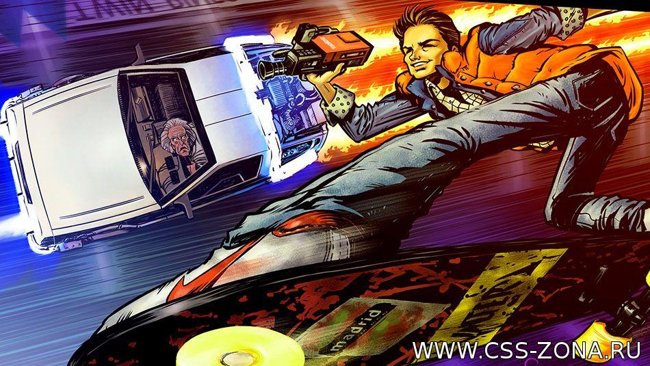 Релиз Back to the Future: 30th Anniversary Edition запланирован на октябре
