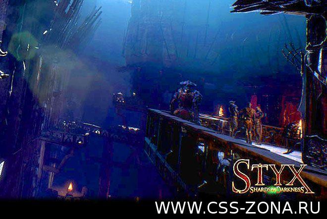 Focus Home Interactive и Cyanide Studios анонсировали Shards of Darkness