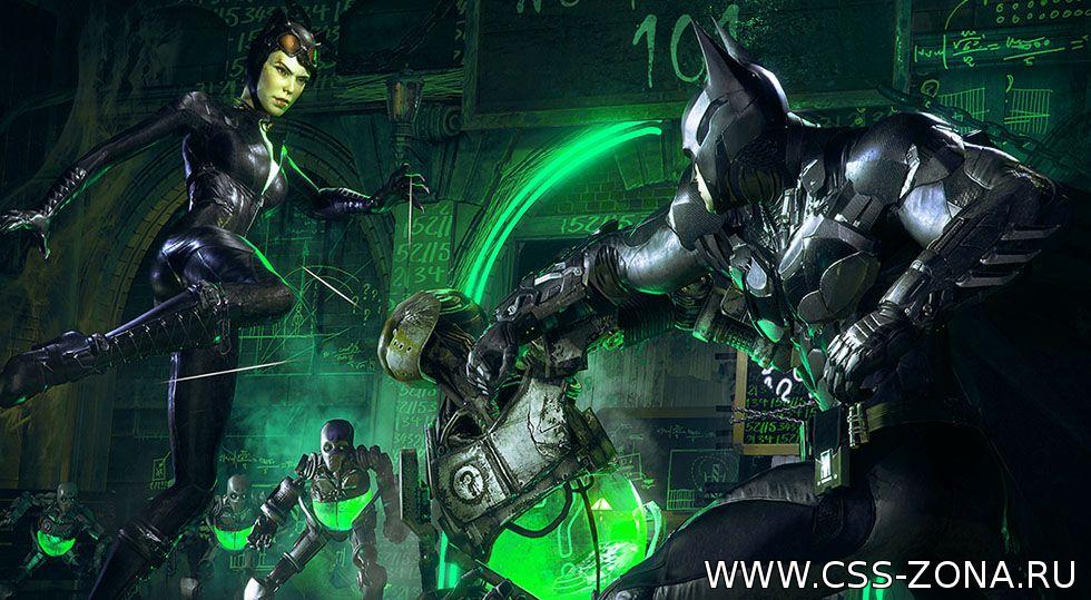 В этом году для Arkham Knight запланировано еще 15 DLC