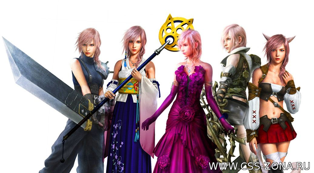 Выход PC-версии FFXIII: Lightning Returns намечен на декабрь