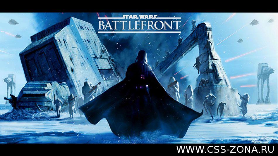 Electronic Arts опубликовала системные требования Star Wars: Battlefront