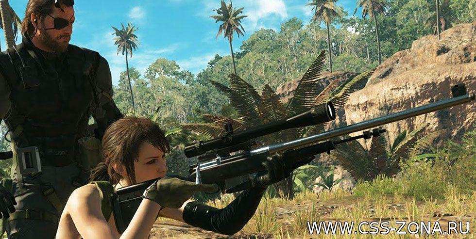 За первый месяц было продано 5 млн. копий игры MGSV