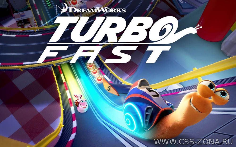 Turbo Racing League на HTC андроид