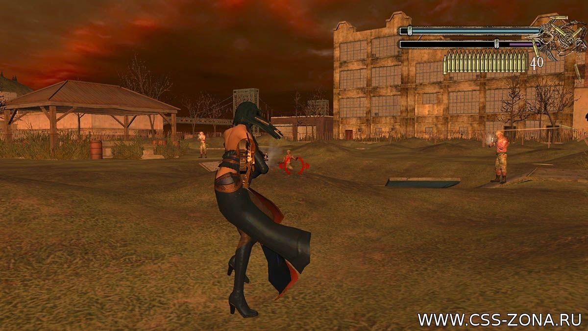 Сегодня сверху PC вышел скоромный шутер Bullet Witch, новости css
