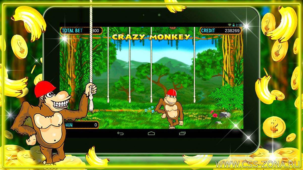 вулкан обезьянки дергает за веревки