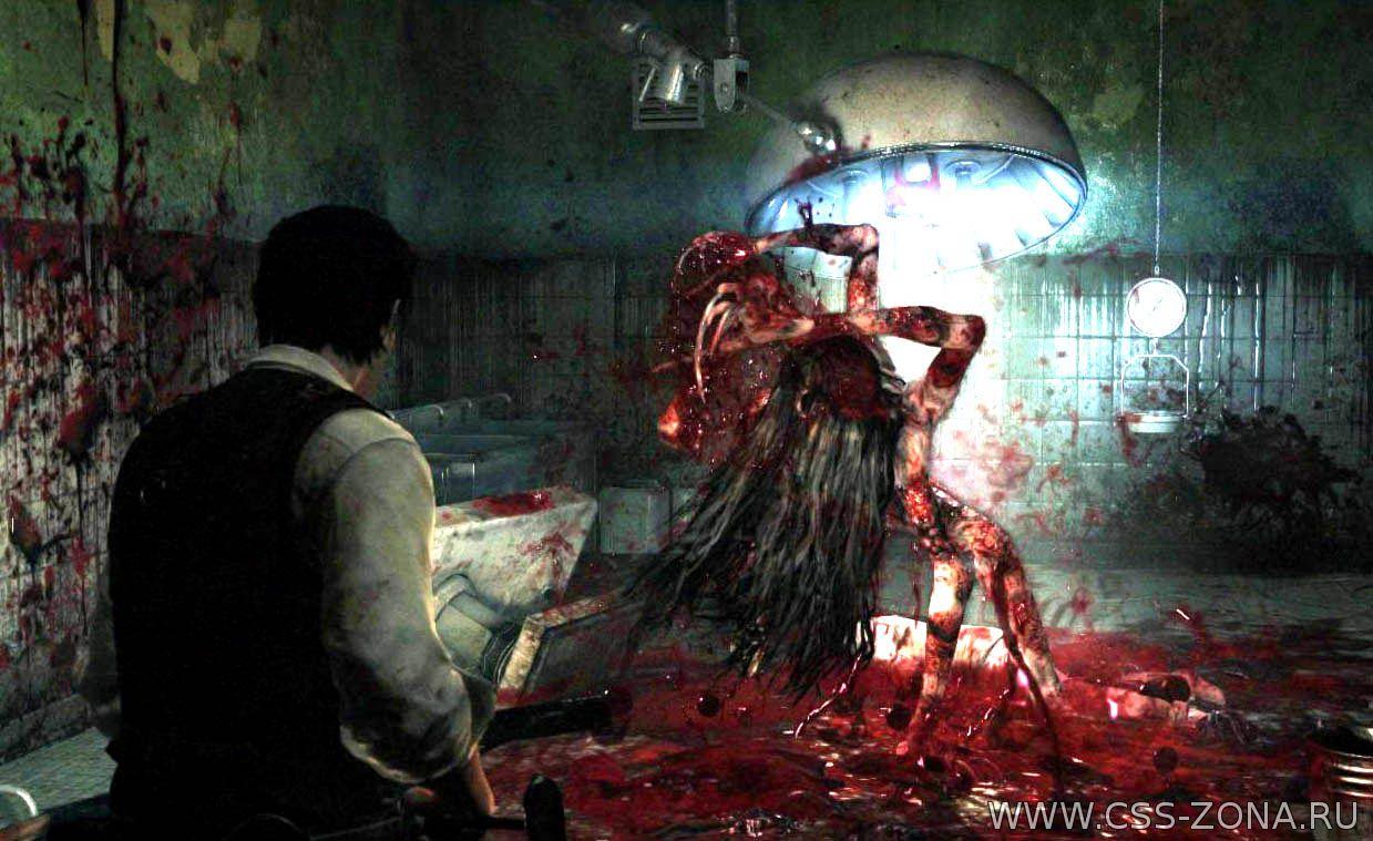 Evil Within: как убить многорукого монстра при первой встрече