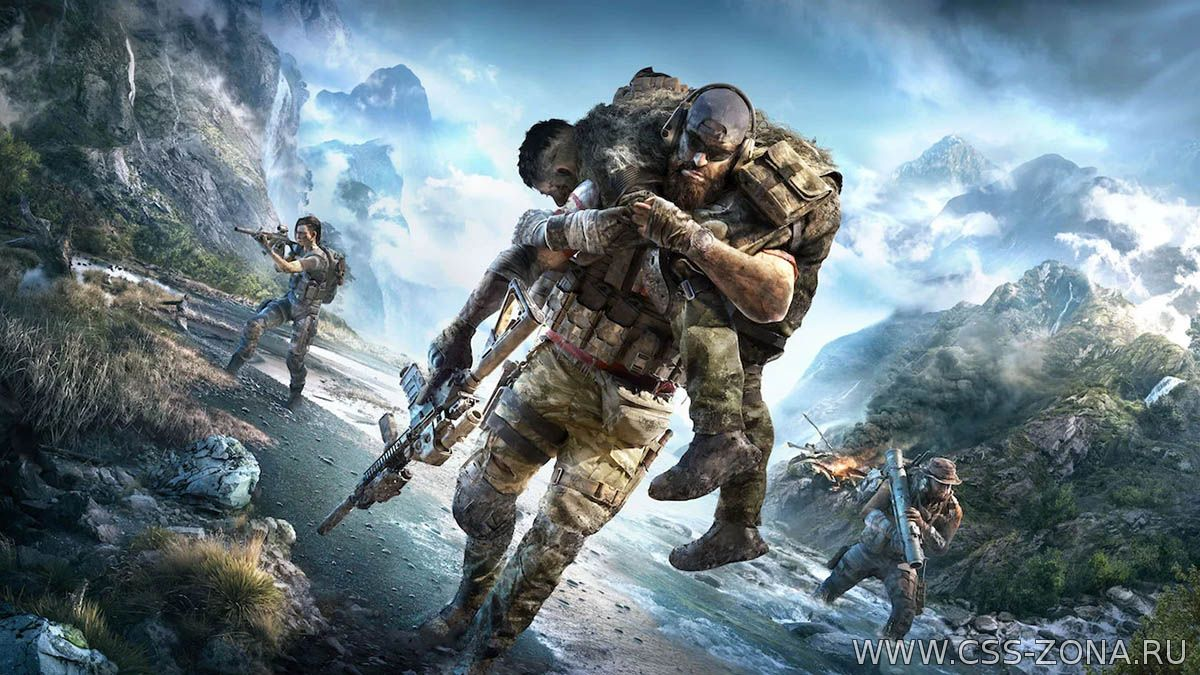 Анонсирована Tom Clancy's Ghost Recon Breakpoint