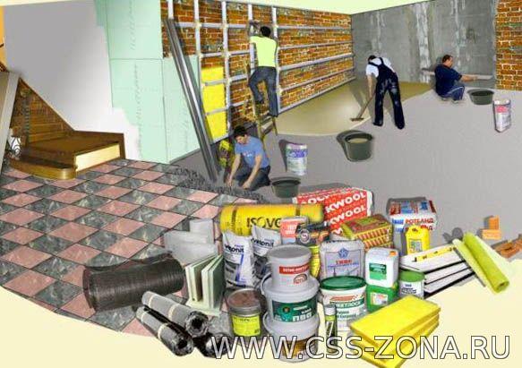 Использование современных материалов для ремонта дома