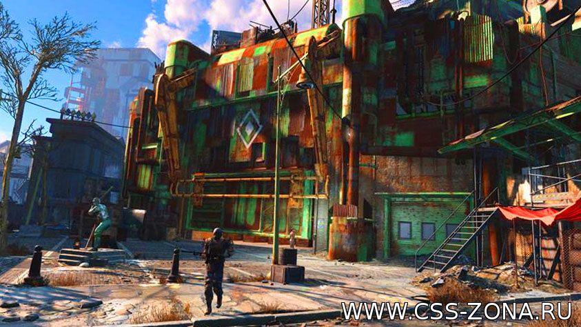 Для Fallout 4 планируется ряд сезонных дополнений