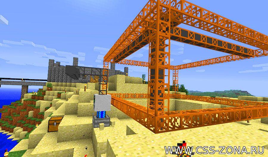 Моды для Minecraft - Industrial Craft 2