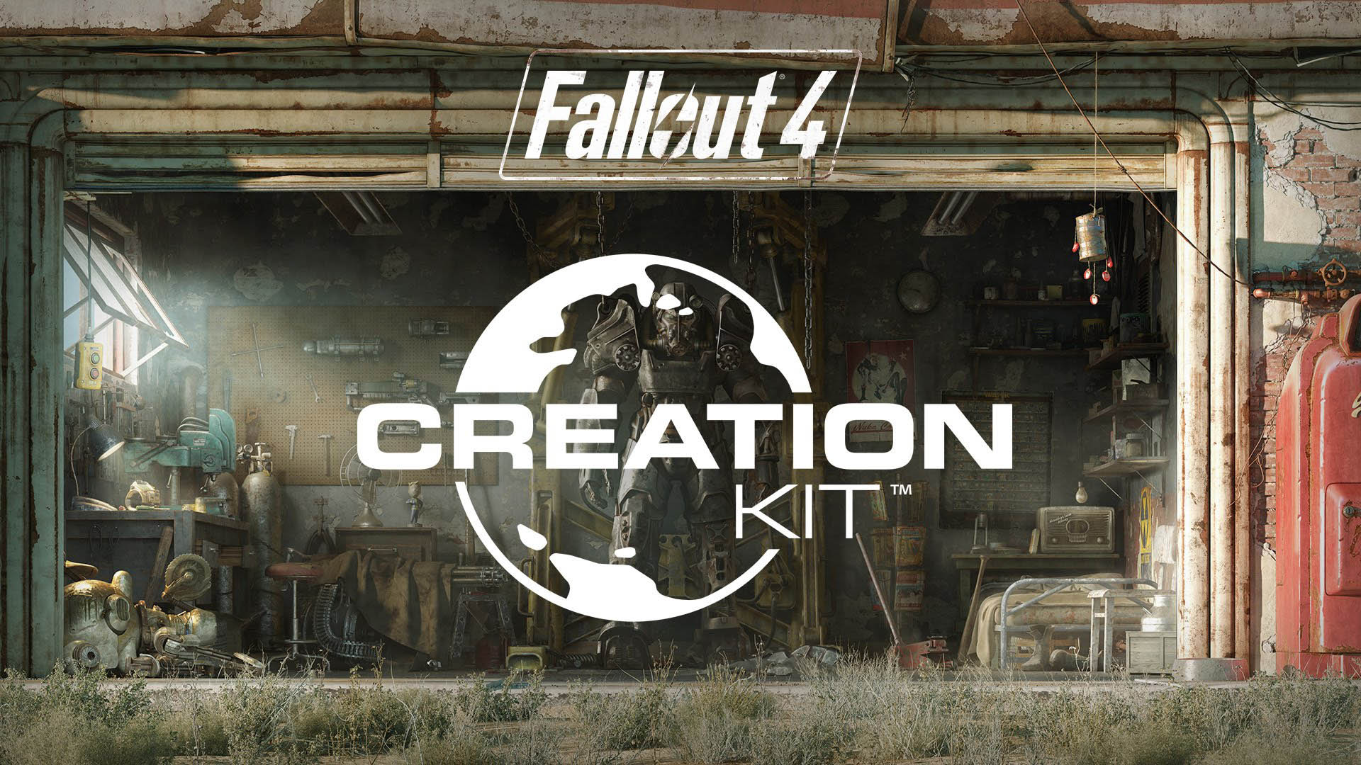 Бета-версия Fallout 4 Creation Kit доступна для загрузки